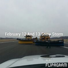 Flipagram - February 12 And 13 Snow Storm