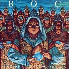 Blue Öyster Cult - Fire of Unknown Origin [953x953]