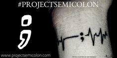 #ProjectSemicolon #SemicolonProject416 #Semicolon #TheSemicolonProject #SemicolonProject