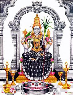 Sri Kamakshi Devi
