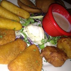 Popular Puerto Rico Food Dishes | Made In Puerto Rico Menu - Dorado - Foodspotting