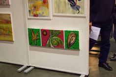 Metamorphosis in Vuotalo Gallery. Acrylic on canvas by Pertti Matikainen Odd Stuff, Canvas, Gallery, Frame, Home Decor, Strange Things, Tela, Picture Frame, Decoration Home