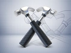 Hammer Icon by Artua