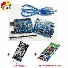 best price official doit wifiblutooth robotic controller kit servo motor driver board dt 06 serial wifi #motor #driver