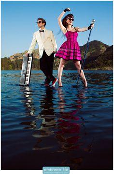 Los Angeles Music Photographer - Karmin {Embrace Life Photography}