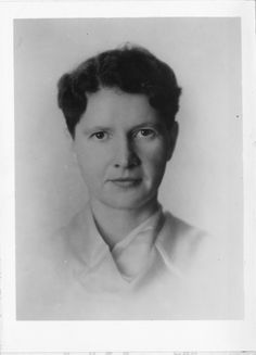 Wanda Margarite Kirkbride (1895-1983) was completing graduate work in chemistry at Columbia University when she met and married Clifford Harrison Farr. When Clifford died in 1928, while they were living in St. Louis, Wanda Farr carried on with her research and eventually became Director of the Cellulose Laboratories at the Boyce Thompson Institute for Plant Research in Yonkers, New York, doing pioneering work on cellulose synthesis and plastids