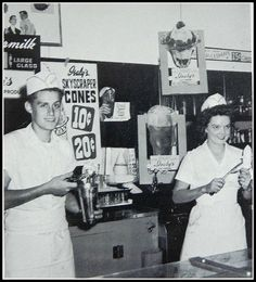 Skyscraper ice cream cones and peanut butter malted milk shakes at Isaly's in East Liverpool, Columbiana County, Ohio. Pittsburgh City, Pittsburgh Neighborhoods, East Liverpool Ohio, Youngstown Ohio, My Kind Of Town, The Good Old Days, Vintage Photos, Vintage Ads, Old Pictures