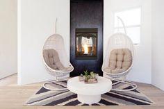 details zu poly rattan h ngesessel h ngekorb h ngestuhl. Black Bedroom Furniture Sets. Home Design Ideas