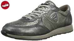 Damen Sneak Ladies Sneaker, Grau (Alusilver/Warm Grey/ALUSILVER50149), 40 EU Ecco