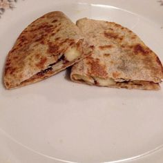 Sweet Quesadilla, 21 day fix and hammer and chisel approved. Great healthy dessert