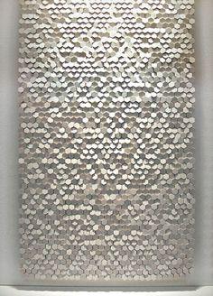 Ceramiche Mutina - Phenomenon  Phenomenon textured porcelain stoneware by Ceramiche Mutina, through the Italian Trade Commission, 212-980-1500; mutina.it.