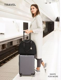 Our lightweight and super functional overnight travel bags designed with features to make flying a breeze. Multi-functional for work, travel and gym.