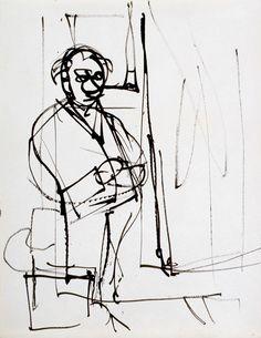 Hans Hofmann 1942