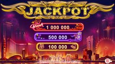 Jackpot screens for Beefee casino on Behance
