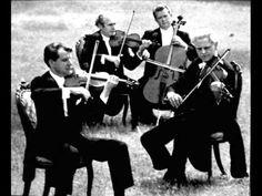 """Dvorak String Quartet No.12, Op.96 """"American"""" (The Smetana Quartet 1967) - YouTube"""