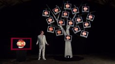 The digital tree | Walk around acts | Others | Performers | Entertainment Agency | Corporate Event Entertainment