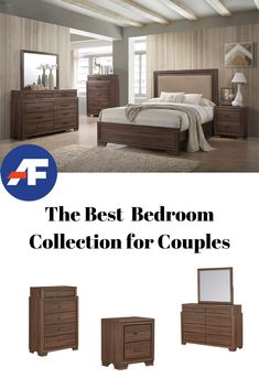 Complete Bedroom Furniture Set the Best Bedroom Collection for Couples Full Bedroom Furniture Sets, Cheap Bedroom Sets, Kids Bedroom Sets, Bedroom Dressers, Gold Bedroom Decor, Oversized Furniture, Bedroom Posters, Simple Bed, Home Decor Trends