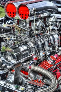 Engine Photograph - Mechanics by Bill Wakeley Motor Engine, Car Engine, Chevy Motors, Crate Engines, Performance Engines, Drag Cars, Us Cars, American Muscle Cars, Monster