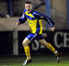 Jamie Vardy - Stocksbridge Park Steels.