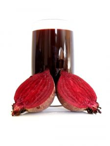Ingredients    1 Beet, leafs and all  4 Carrots  3 Celery Stalks  1 Fuji Apple (can be replaced with any type of apple)