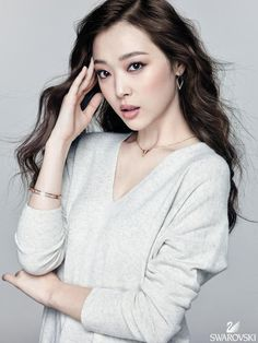 Sulli for Swarovski