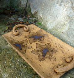 Keramický tácek Keramický tácek 16 x 30 cm velký