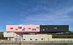School in Montpellier | Dominique Coulon & associés; Photo: Eugeni Pons | Archinect