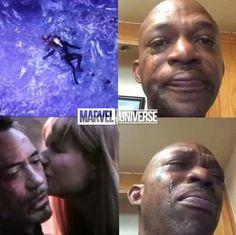 Films Marvel, Memes Marvel, Avengers Memes, Marvel Funny, Marvel Dc Comics, Marvel Avengers, Female Avengers, Tony Stark, Marvel Universe