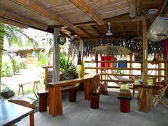 Ecuador, Beach Trip, Pergola, Tropical, Outdoor Structures, Travel, Sun, Paths, Vacations
