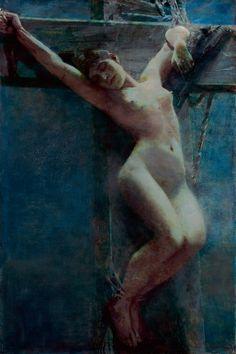 Albert von Keller, In The Moonlight, 1894.