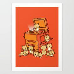 Strukket lerret kunst Animal Original Copy Ca. Canvas Art, Canvas Prints, Art Prints, Original Copy, Art Challenge, Copycat, Crazy Cats, Cat Art, Framed Art