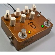 JHS Sweet Tea Overdrive Distortion Pedal $315.00