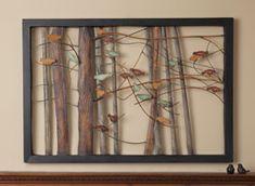Birdsong Grove Wall Decor - Acacia = INSPIRATION