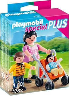 256335ce931f3c PLAYMOBIL 4782 Special Plus Mother With Children