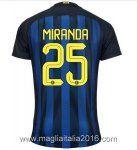 Home maglia MIRANDA Inter Milan 2016/2017 €18.50