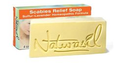 Scabies Soap - Homeopathic Medicated Scabies Treatment Soap - Pesticide Free - SLS, EDTA & Paraben Free by Naturasil, http://www.amazon.com/dp/B00EQ8H1EA/ref=cm_sw_r_pi_dp_wVfEsb043XG9J
