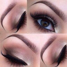 whipped cream & chocoholic eyeliner