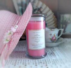 Let's Talk Business! Let's Talk About Fragrant Jewels! This week my focus is Fragrant Jewels! Why? Because I am in love with their candles.... their fragrance... their vibrant colors... their be...