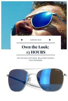 34c1708ce2c7 Randolph Aviator Sunglasses. Randolph Engineering