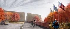 Shanksville, PA-Flight 93 Memorial