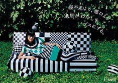 2013年夏広告メイキング ~Motif Typhoon~ 衣装プレゼント実施中! | LUMINE MAGAZINE