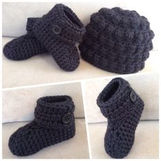 """Crochet baby """"Uggies & Bubbles hat"""" for little ones...place your order!"""