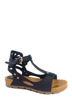Ursula T-Strap Sandal by West Diva on @nordstrom_rack