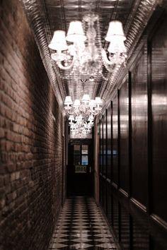 Corridor, NYC | Chic & Geek