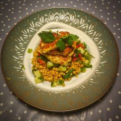 Halloumi, Lentils, Peppermint, Lemon, Gluten Free, Training, Cooking, Mint, Kochen