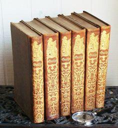 love vintage books