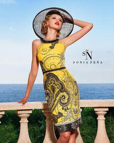 Uno de mis vestidos favoritos de Sonia Peña . Ref: 1160057