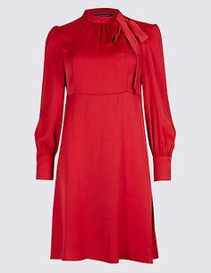 Description Asymmetric Hem Sleeveless Round Neck Chiffon Dress clubs red carpet north