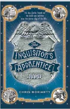 A wonderful book, all about immigrants and magic in New York. Can't wait until it comes out officially.