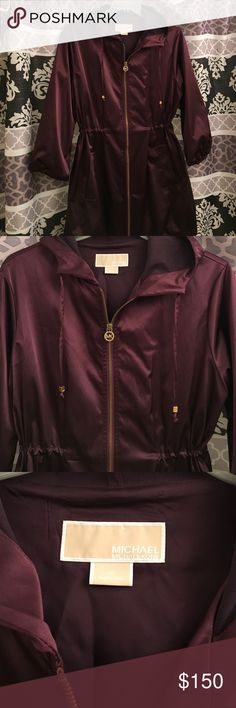 Michael kors jacket Beautiful jacket , authentic ! No holds no lowest ,price is firm. Michael Kors Sweaters Cardigans
